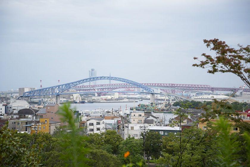 EXPO2025を眺めよう♪この秋におすすめな大正の昭和山から