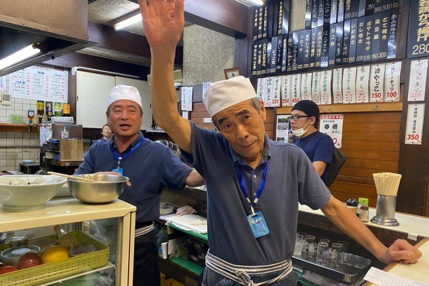 アベちゃんマタね、、大阪・大正の、この街この場所であなたの帰りを待っています