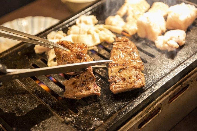 【激戦区大阪】大正焼肉SUNナスビ‼︎で型破りな食レポしてきたよ♪