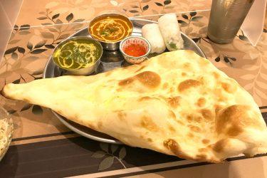 カレーもナンも、とにかく種類が豊富!大正駅前にインド&ネパール料理の店 【マニサ】OPEN!
