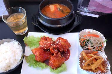 鶴橋まで行かなくても大正区にあるよ!韓国料理店 해바라기【ヘバラギ】